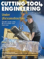 Cutting Tool Engineering features Mach-B in Industry News Column