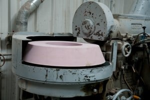 Resizing a Grinding Wheel