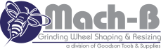 Mach-B Grinding Wheel Shaping & Resizing Logo